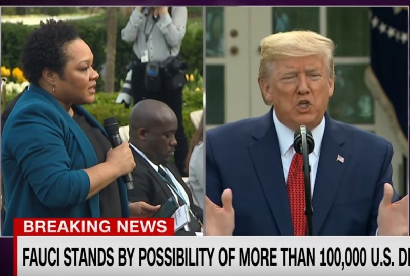Reaction To Alcindor-Trump Dustup Shows Why Media Approval Ratings Are Low