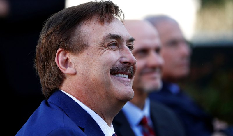 Mike Lindell is the Hero, Not Yamiche Alcindor   National Review
