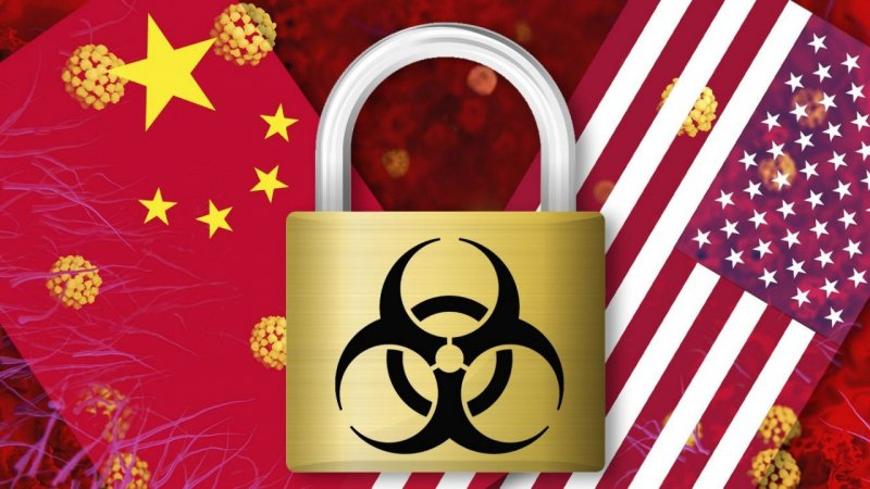 Suspected SARS virus and flu germs found in luggage: FBI report describes China's 'biosecurity risk'