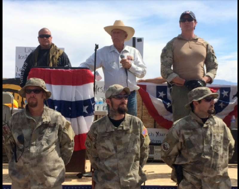 'Patriot' Paranoia: Right-Wing Militiamen Push Back Against Social Distancing Measures | Crooks and Liars