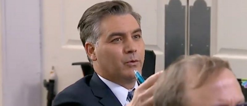 CNN's Acosta Interrupts Dr Birx As She Discusses The WHO's Handling Of Coronavirus Pandemic   The Daily Caller