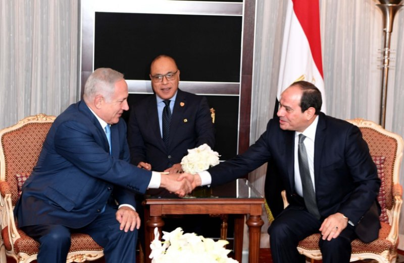 Egypt's Sisi: Military cooperation with Israel at unprecedented levels - The Jerusalem Post