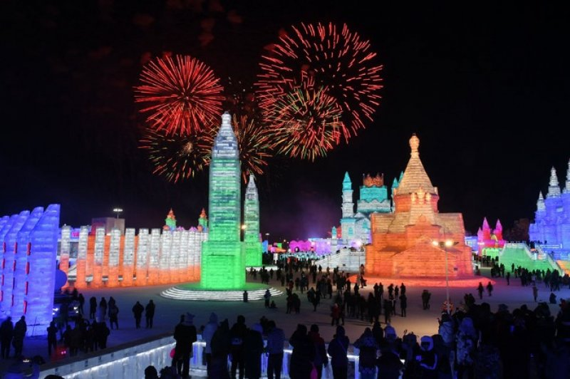 Ice and snow festival kicks off in Harbin - Chinadaily.com.cn