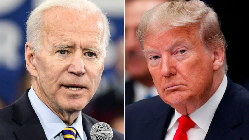 Swing State Voters Pick Trump Over Biden To Handle Coronavirus