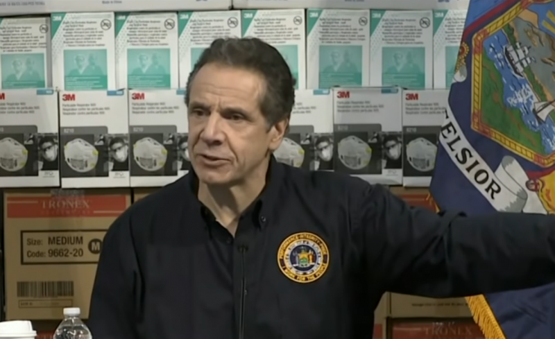 Trump Was Right, Cuomo Was Wrong About Ventilator Needs