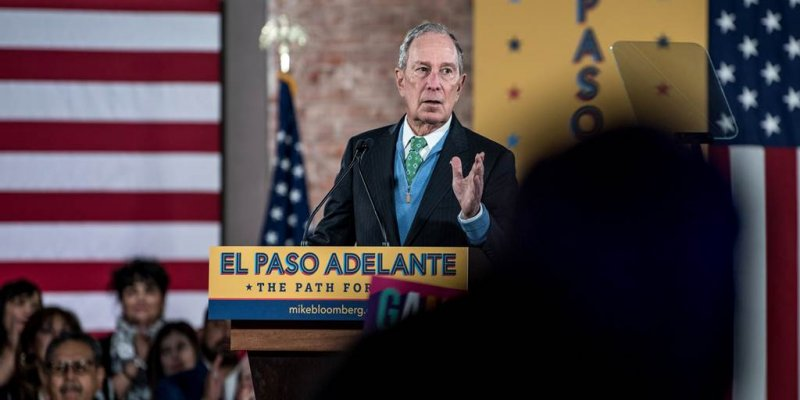 Bloomberg campaign: We're on 'wartime footing' with Trump