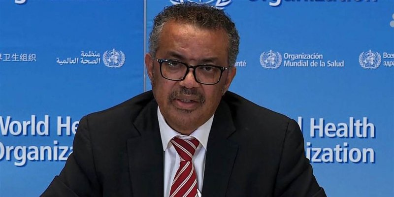 Do not politicize coronavirus: WHO Director General Ghebreyesus warning to world leaders
