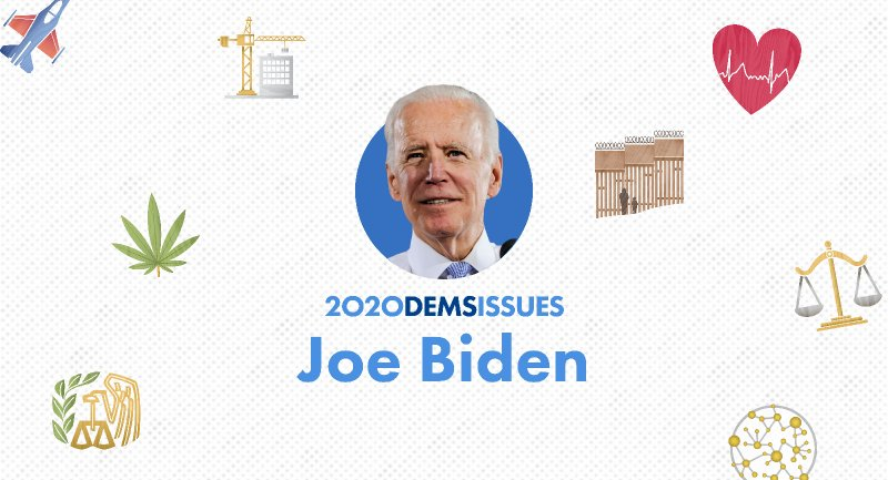 Joe Biden Views on 2020 Issues: A Voter's Guide - POLITICO