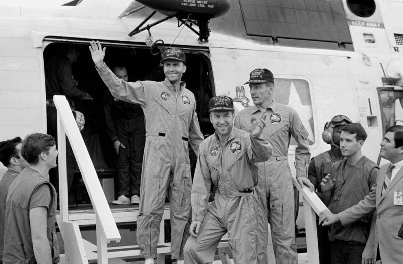 Apollo 13 at 50: How NASA turned near disaster at the moon into a 'successful failure' in space   Live Science