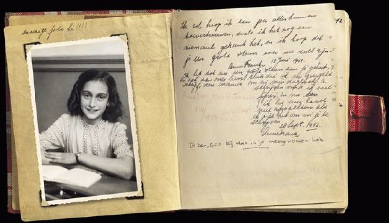 Why people are turning to Anne Frank's diary | MNN - Mother Nature Network