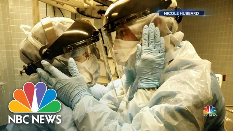 Families Serve Together On Front Lines Against Coronavirus | NBC Nightly News - YouTube