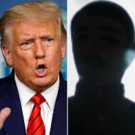 Trump's Fox News Meltdown Over 'People In Dark Shadows' Lights Up Twitter